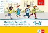Mein Anoki-Übungsheft. Oskar. Deutsch lernen B. Sprachförderung und DaZ. Arbeitsheft 1.-4. Schuljahr