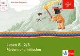 Mein Anoki-Übungsheft. Lesen B. Fördern und Inklusion. Arbeitsheft 2./3. Schuljahr