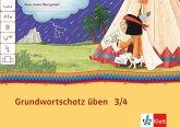 Mein Indianerheft. Grundwortschatz üben 3/4. Hamburg, Berlin, Brandenburg. Arbeitsheft 3-4. Schuljahr