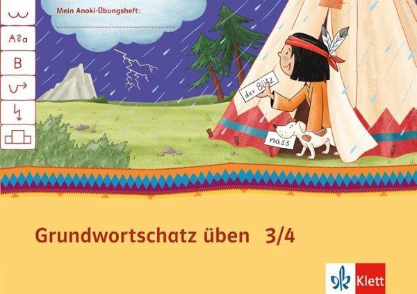 Mein Indianerheft Grundwortschatz üben 34 Hamburg Berlin