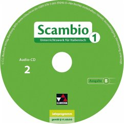 Audio-CD Collection, 2 Audio-CDs / Scambio B Bd.1