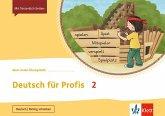 Mein Indianerheft. Deutsch für Profis 2. Fordern. Arbeitsheft 2. Schuljahr
