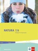 Natura - Biologie für Gymnasien. Schülerbuch 7./8. Schuljahr. Ausgabe für Niedersachsen