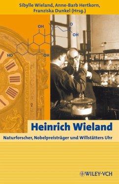 Heinrich Wieland (eBook, PDF)