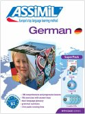 Lehrbuch + 4 Audio-CdS + 1 MP3-CD / Assimil German With Ease