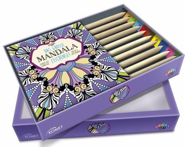 Das große Mandala-Zeichenset