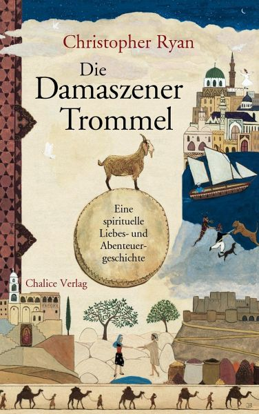 Die Damaszener Trommel - Ryan, Christopher