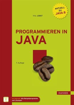 Programmieren in Java (eBook, PDF) - Jobst, Fritz