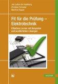 Fit für die Prüfung - Elektrotechnik (eBook, PDF)