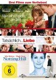 Alles eine Frage der Zeit , Tatsächlich ... Liebe , Notting Hill DVD-Box