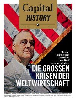 Capital History: Die großen Krisen der Weltwirtschaft (eBook, ePUB)