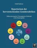 Repertorium der hervorstechenden Gemütsrubriken (eBook, ePUB)