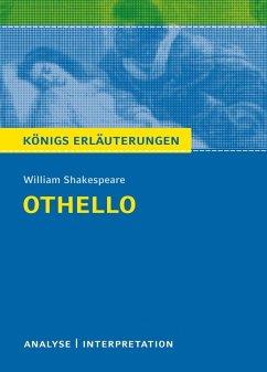 Königs Erläuterungen: Othello von William Shakespeare. (eBook, ePUB) - Shakespeare, William; Kutscher, Tamara