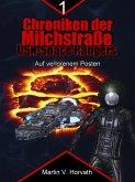 Chroniken der Milchstraße - USN Space Rangers (eBook, ePUB)