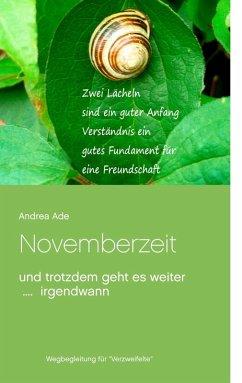 Novemberzeit (eBook, ePUB) - Ade, Andrea