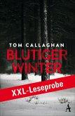 XXL-LESEPROBE: Callaghan - Blutiger Winter (eBook, ePUB)