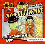 Eine brandheiße Spur / Olchi-Detektive Bd.12 (Audio-CD)