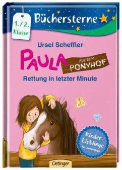 Rettung in letzter Minute / Paula auf dem Ponyh...