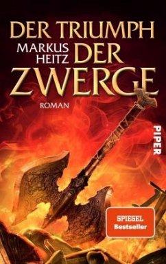 Der Triumph der Zwerge / Die Zwerge Bd.5 - Heitz, Markus
