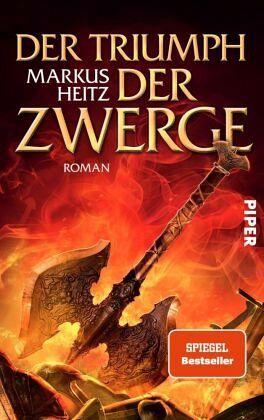 Buch-Reihe Die Zwerge
