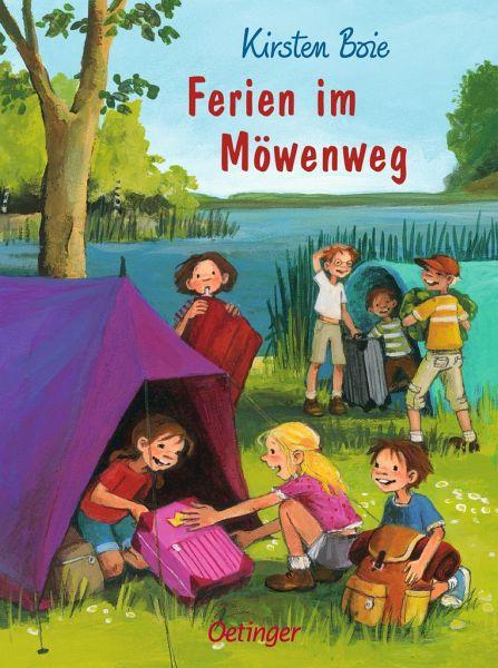 Buch-Reihe Möwenweg von Kirsten Boie