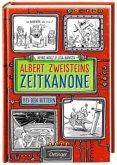 Bei den Rittern / Albert Zweisteins Zeitkanone Bd.2
