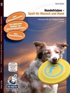 Hundefrisbee Trainings-DVD für Fortgeschrittene