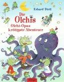 Olchi-Opas krötigste Abenteuer / Die Olchis Bd.5
