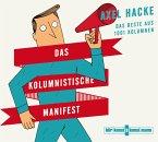 Das kolumnistische Manifest, 2 Audio-CDs