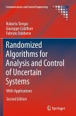 Randomized Algorithms for Analysis and Control of Uncertain Systems