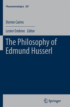 The Philosophy of Edmund Husserl - Cairns, Dorion