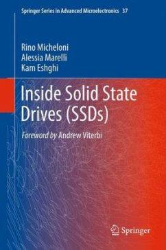 Inside Solid State Drives (SSDs) - Micheloni, Rino; Marelli, Alessia; Eshghi, Kam