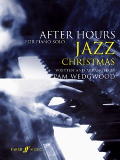 After Hours Jazz Christmas, piano solo