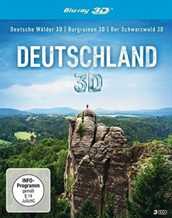Deutschland 3D Bluray Box