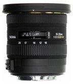 Sigma EX 3,5/10-20 DC HSM SO/AF Zoom-Objektiv für Sony A-Mount (82 mm Filtergewinde, APS-C Sensor)