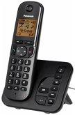 Panasonic KX-TGC220GB sz Telefon schnurlos schwarz