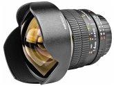 walimex pro 2,8/14 Objektiv für Canon (Vollformat / APS-C Sensor)