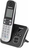 Panasonic KX-TG6821GB Telefon schnurlos schwarz