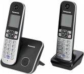 Panasonic KX-TG6812GB Telefon schnurlos schwarz