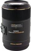 Sigma EX 2,8/105 DG Macro C/AF OS HSM Objektiv für Canon (62 mm Filtergewinde, Vollformat / APS-C Sensor)