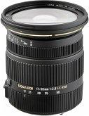 Sigma EX 2,8/17-50 DC OS C/AF HSM Zoom-Objektiv für Canon (77 mm Filtergewinde, APS-C Sensor)