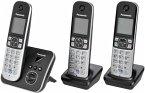 Panasonic KX-TG6823GB Telefon schnurlos schwarz