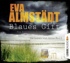 Blaues Gift / Pia Korittki Bd.3 (4 Audio-CDs) - Almstädt, Eva