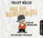 Isch hab Geisterblitz, 4 Audio-CDs