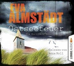 Ostseefeuer / Pia Korittki Bd.10 (4 Audio-CDs) - Almstädt, Eva