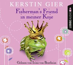 Fisherman´s Friend in meiner Koje, 4 Audio-CDs