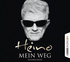 Mein Weg, 4 Audio-CDs