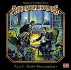 Die fünf Orangenkerne / Sherlock Holmes Bd.17 (1 Audio-CD)
