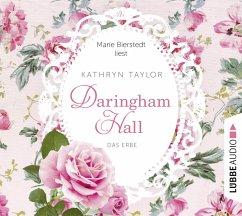 Das Erbe / Daringham Hall Bd.1 (4 Audio-CDs) - Taylor, Kathryn