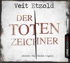 Der Totenzeichner / Clara Vidalis Bd.4 (6 Audio-CDs)